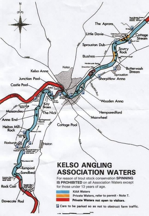 river-map